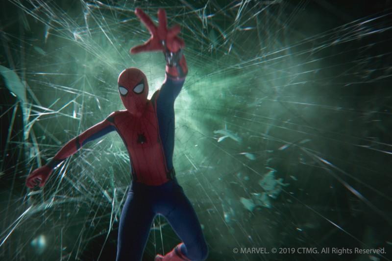 Spiderman BFX screening