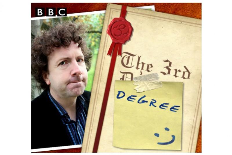 Steve Punt BBC Radio 4 The 3rd Degree quiz show