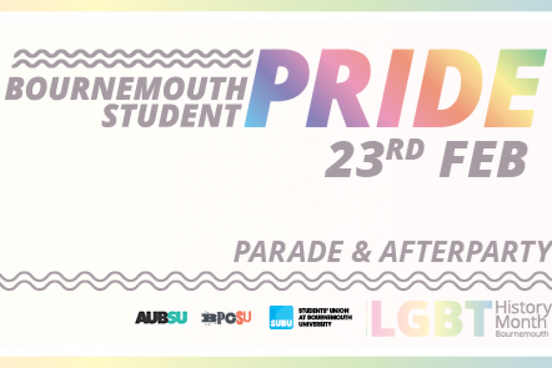 Bournemouth Student Pride image