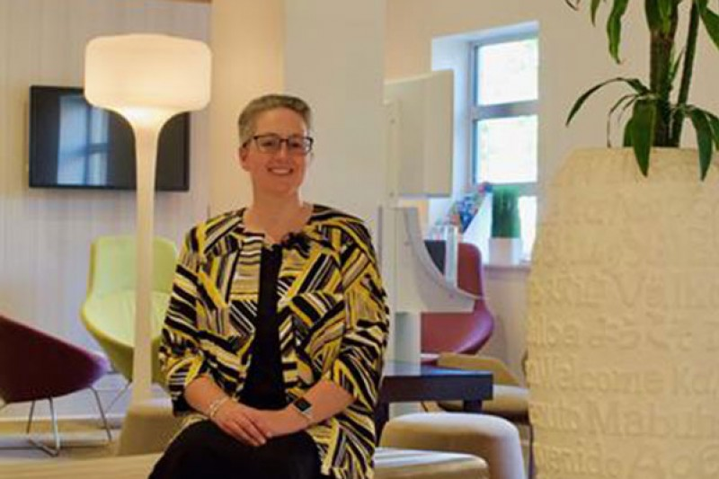Dr Lois Farquharson, Executive Dean, Faculty of Management and the Business School