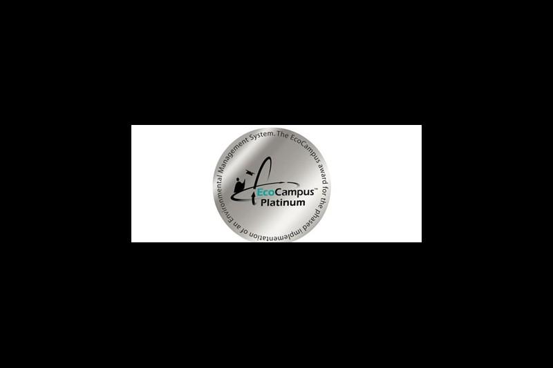 EcoCampus Platinum Award