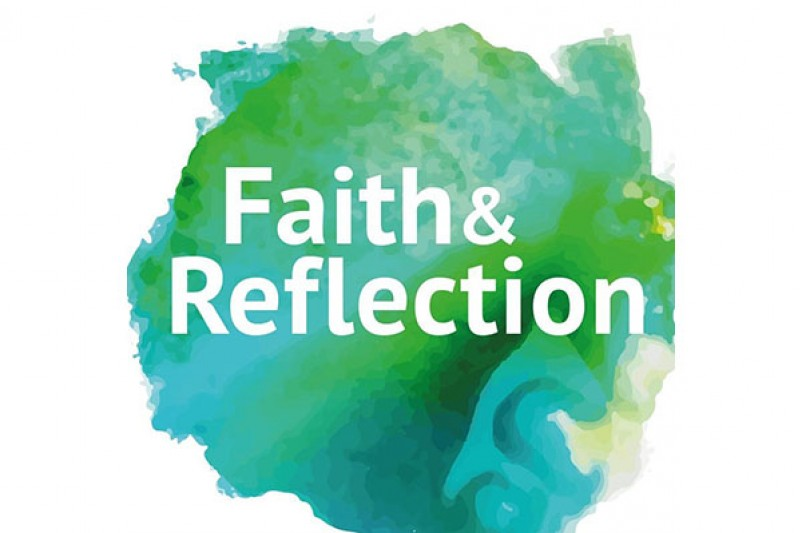 Faith & Reflection logo