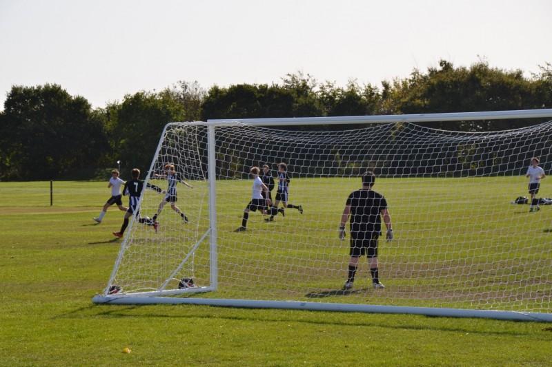 Wallisdown playing fields football