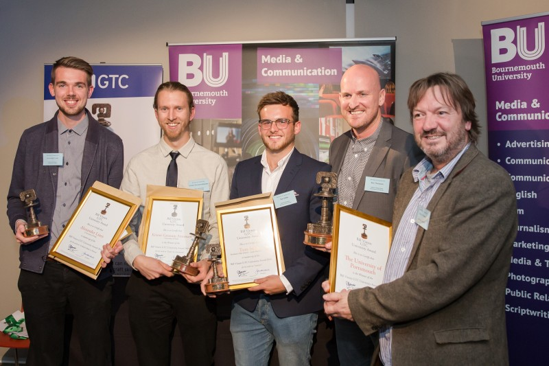 GTC Bill Vinten University Awards