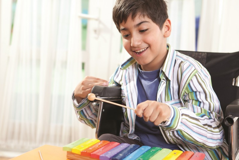 Making music more accessible for children