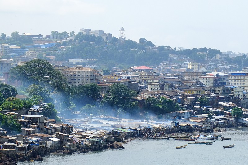 Sierra Leone - BUDMC