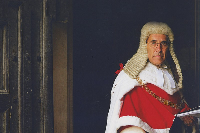 Image of Lord Phillips