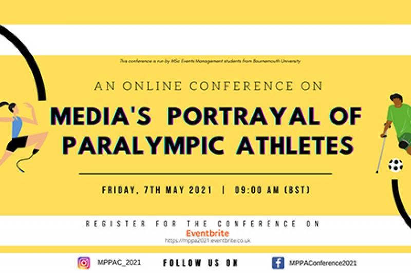 Paralympic Athlete event