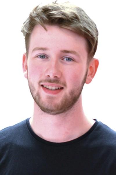 Niall Stewart, BU student