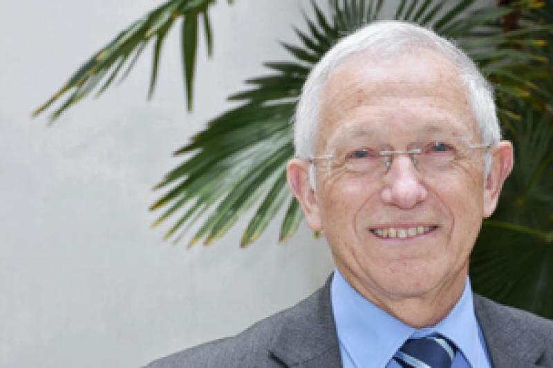 Professor Dr Lucien Jaffré