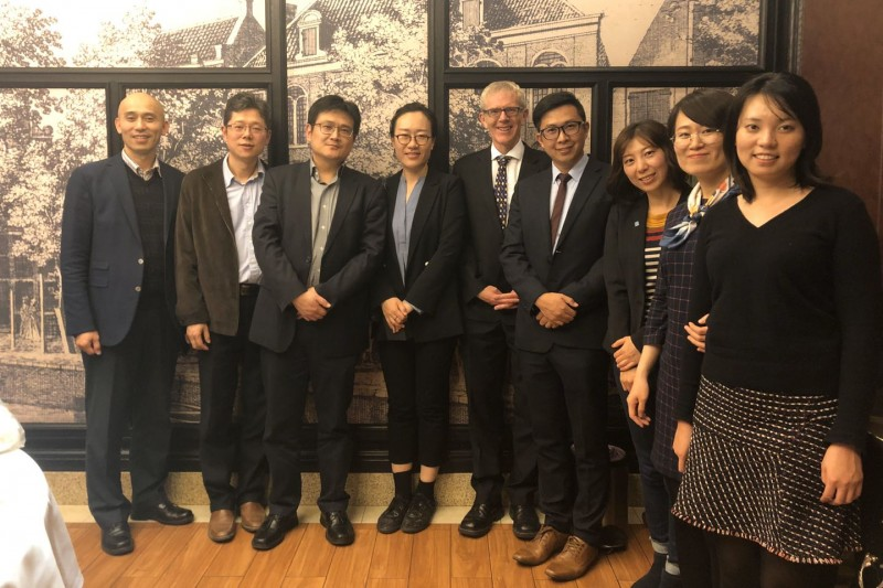 Shandong University - Professor Sun Qiang