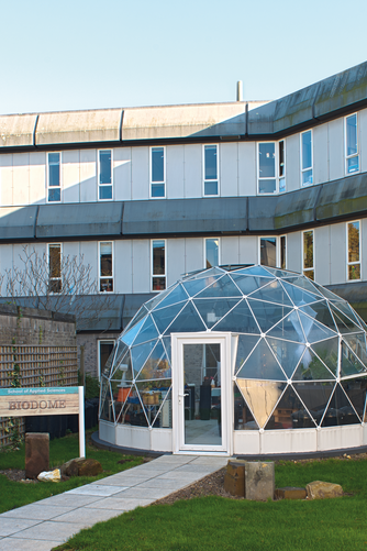 Biodome on Talbot Campus