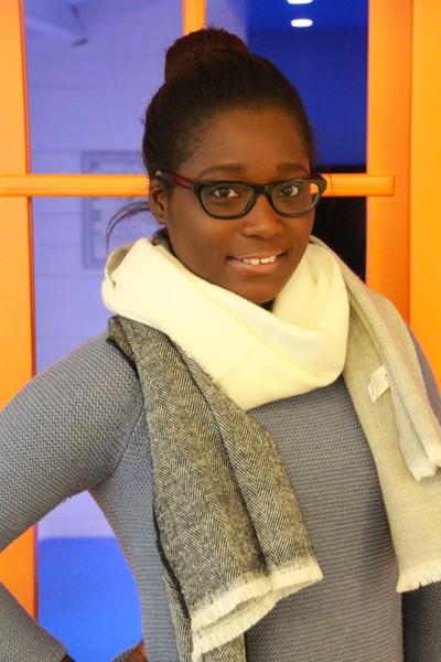 Siju Yusuf, postgraduate student