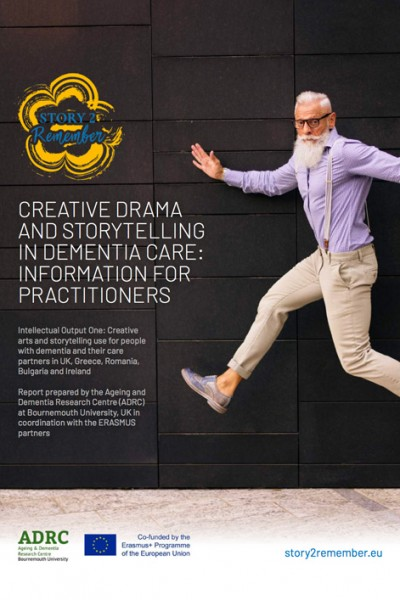 Story 2 Remember creative info for practitioners