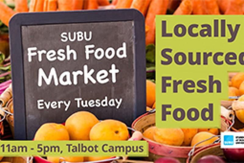 SUBU Food Market