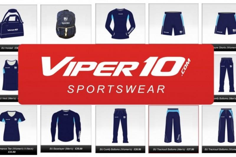 A selection of SportBU Viper kit