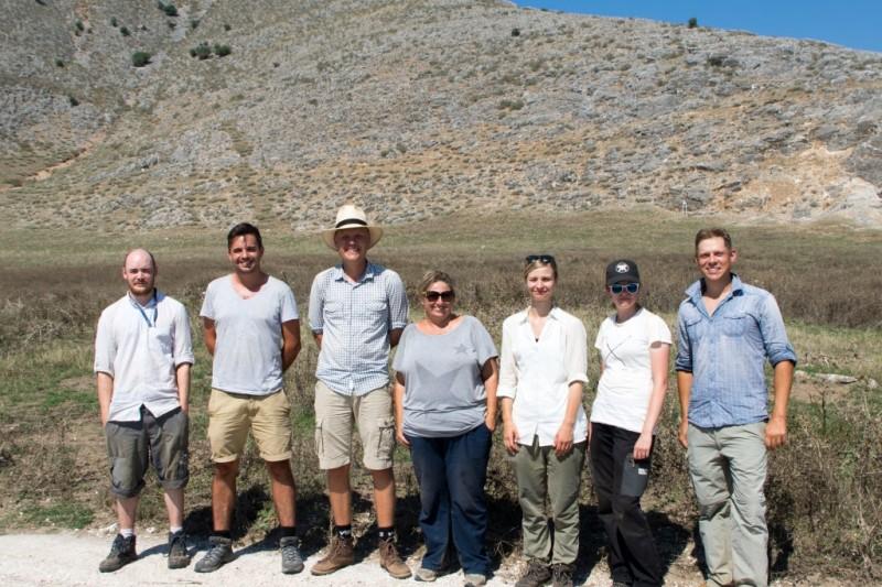 VLAP project team