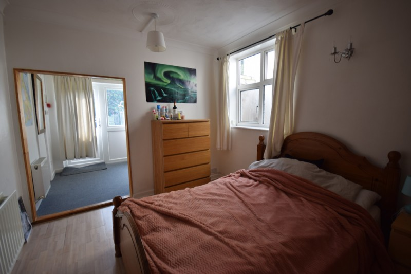 A bedroom at Westby Rd