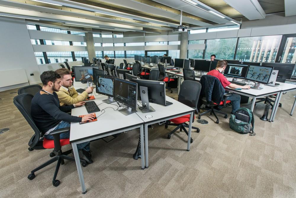 BSc (Hons) Games Design | Bournemouth University