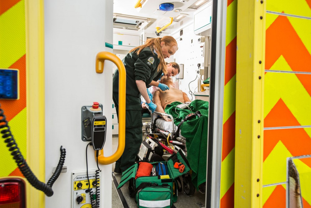 essay on becoming a paramedic Personal essay: why i want to be a paramedic - hobbies - emt city i wrote a personal essay on why i want to be a paramedic and felt like sharing it here.