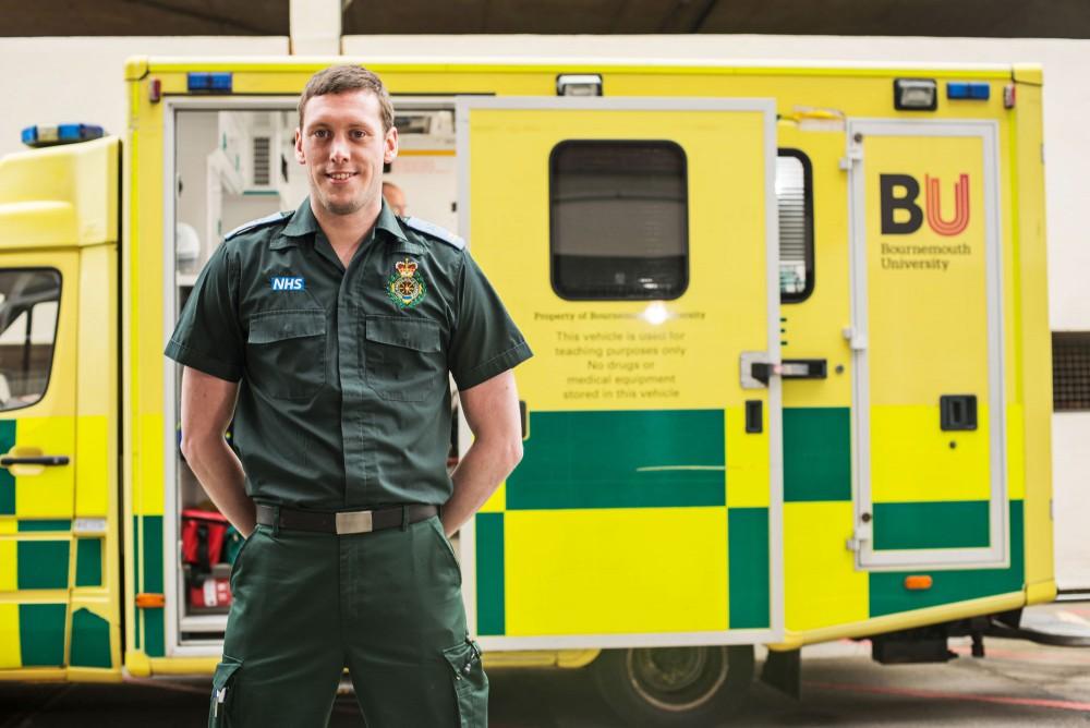 paramedic science foundation degree