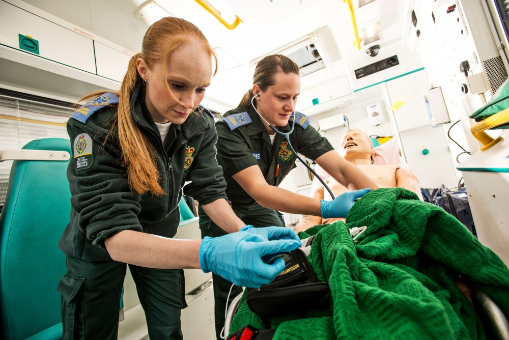 BSc (Hons) Paramedic Science | Bournemouth University