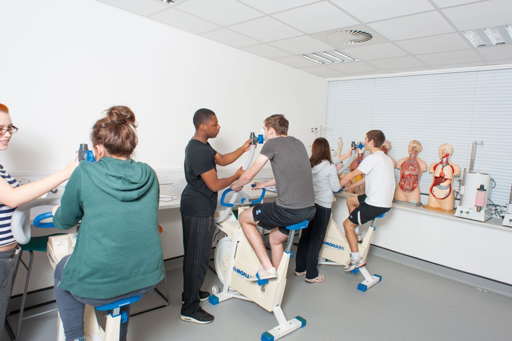 BSc Sport and Exercise Science  Clinical Exercise Physiology
