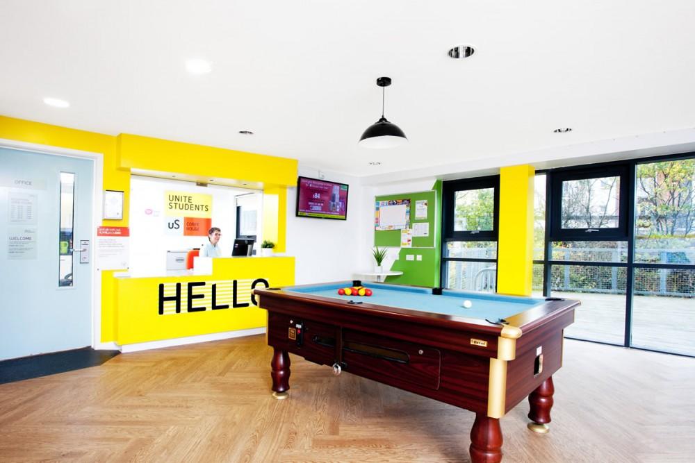 Corfe House Premium Room