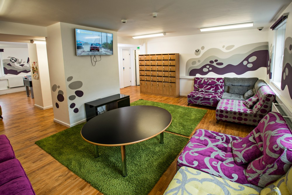 Cranborne House Common Room