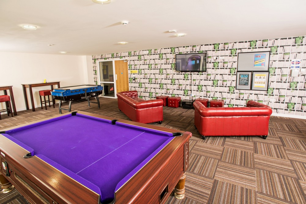 Dorchester House Common Room