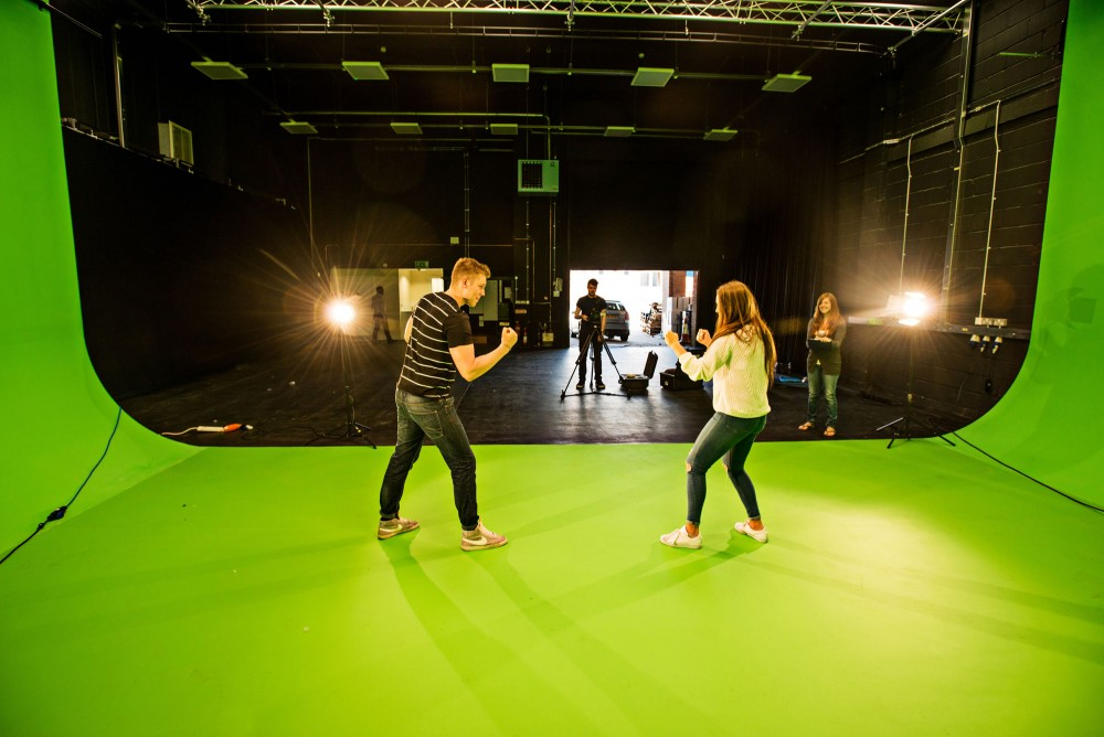 Green Screen And Motion Capture Studio Bournemouth