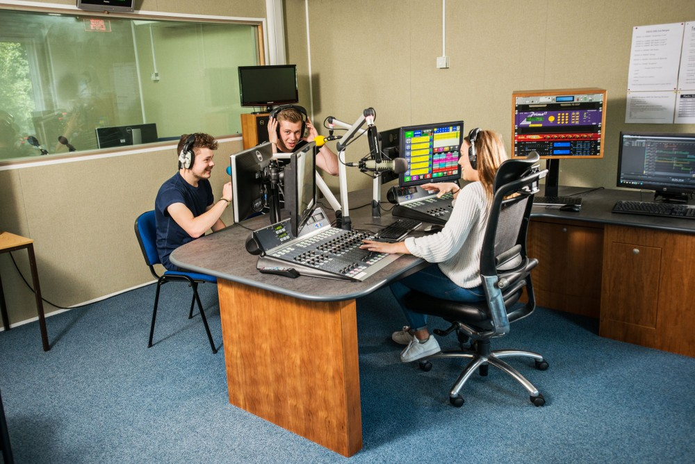 The Broadcast Tour