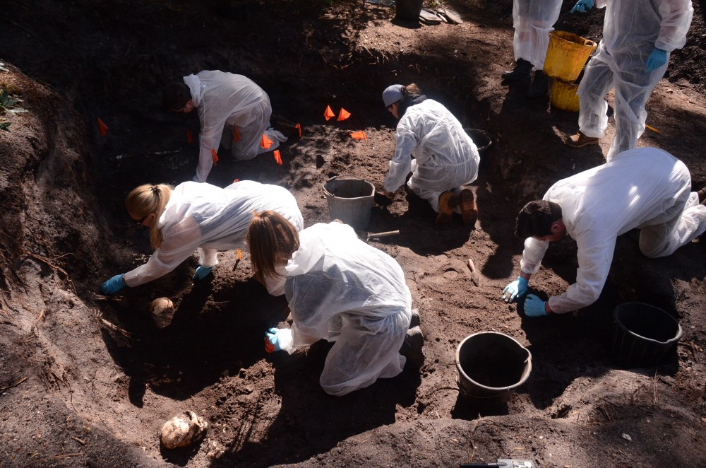 Forensic Archaeology Recovery Case Studies, Finding the ...