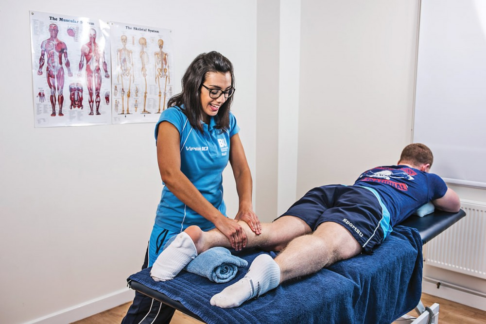 Active Iq Level 3 Certificate In Sports Massage Soft Tissue Therapy