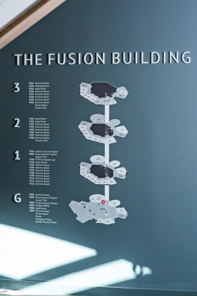 The Fusion Building Bournemouth University