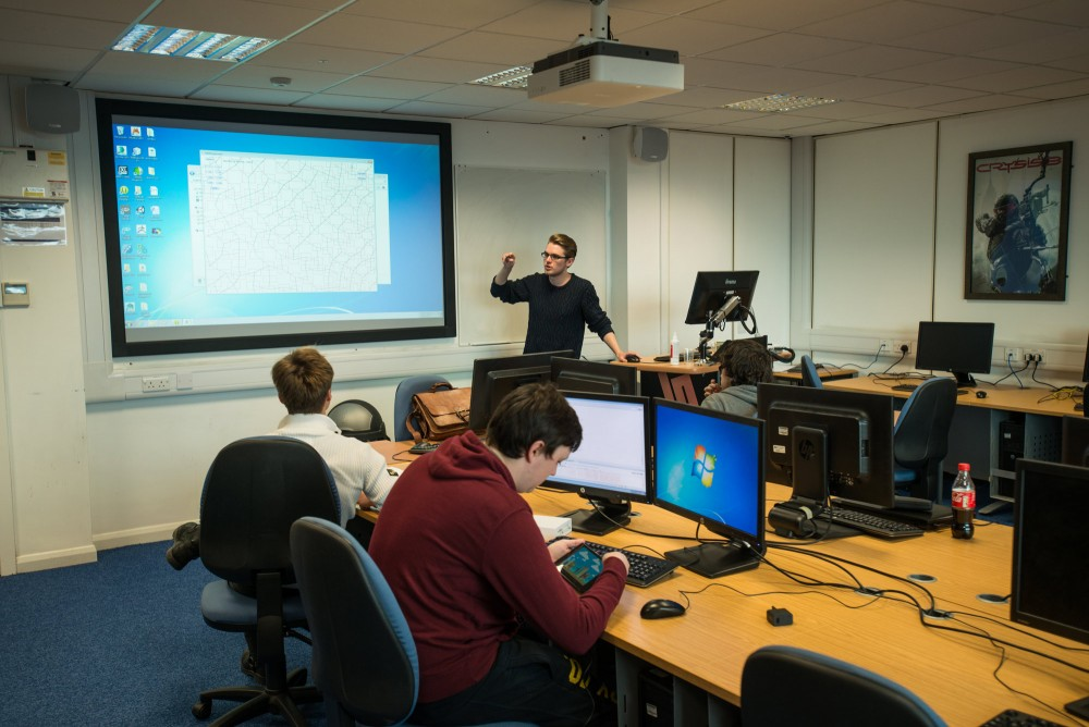 Games Development Labs Bournemouth University