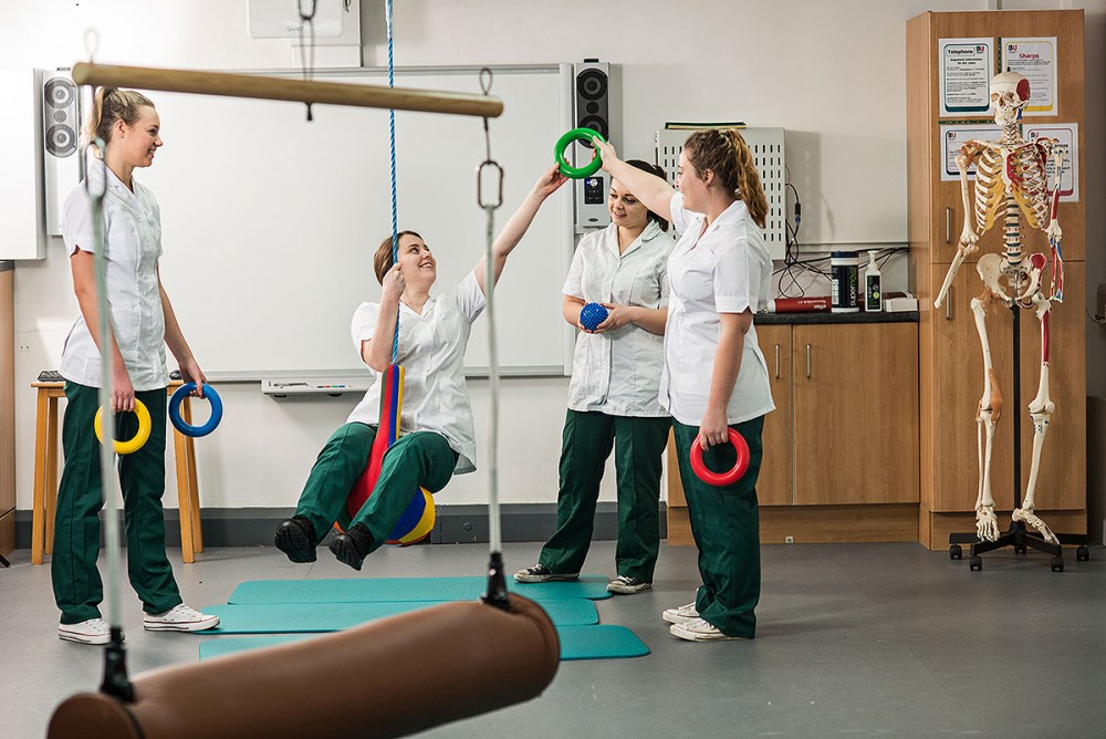 a research on the occupational therapist Occupational therapists help children succeed in learning, playing and growing learn about occupational therapy at st jude.